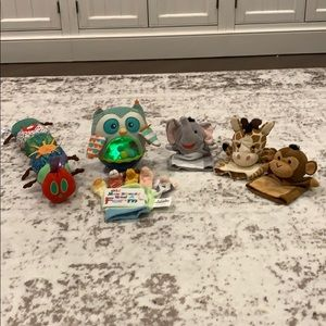 Other - Toy Bundle of 4 Baby Toys!!